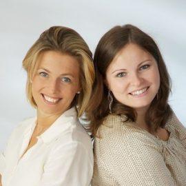 Nicola Widmann und Patricia Scheidl